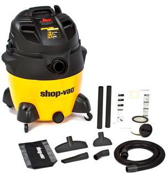Shop Vac 955 16 00 16 Gallon 6 5 Hp Ultra Wet Dry Vacuum